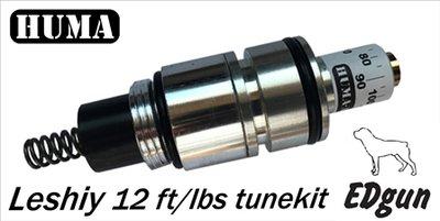 Huma-Air Edgun Leshiy 12 ft/lbs HFT Regulator Tuning Kit