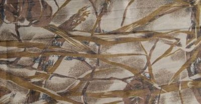 Camouflage net clearview stro/riet (1,5x25m)