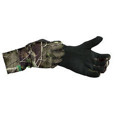 Primos - Stretch - Fit Gloves w/Sure-Grip Extended Cuff Realtree