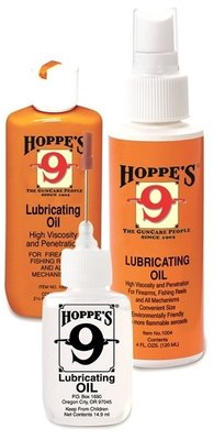 Hoppes HOPPE'S 9 LUBRICATING OIL, 4oz
