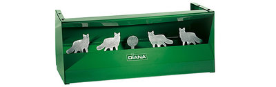 Diana 4 Targets schietkast