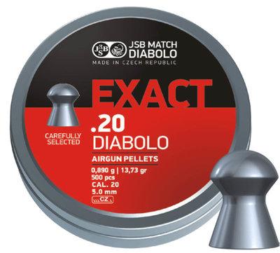 JSB Diabolo Exact .20 / 5.05 mm