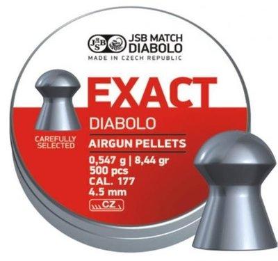 JSB Diabolo Exact .177 / 4.50-4.51-4.52-4.53 mm