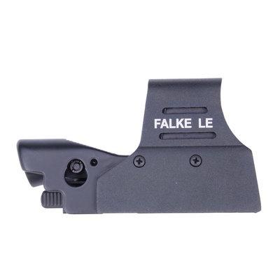 Falke L.E. Red-Dot Mill-Dot Vizier