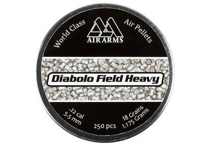 Air Arms Diabolo Field .22/5,5mm Heavy (250 stuks)
