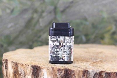Moultrie oplaadbare 6V batterij (geschikt voor de Pro Hunter en Directional)