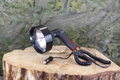 140mm handlamp/schijnwerper met 12V aansluiting