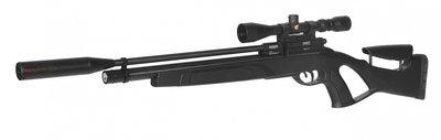 Gamo Coyote Black Whisper 5.5 mm (incl. 3-9x40 richtkijker)