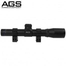 AGS pistool richtkijker 2x20