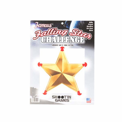 FALLING STAR SCHIETSPEL