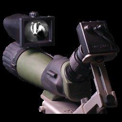 NiteSite Spotter XW RTEK medium range nachtzicht baankijker systeem met Wi-Fi en REC mogelijkheden