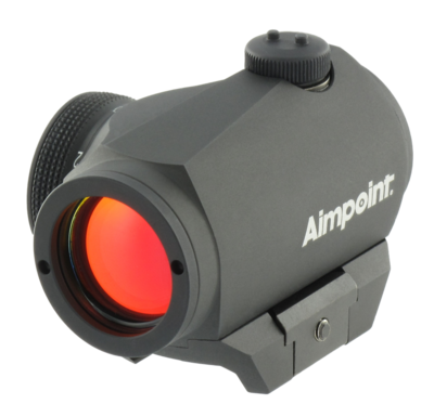 Aimpoint Micro H-1 incl. een Weaver/Picatinny montage