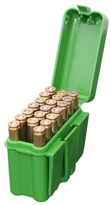 Ammo Box 20 Round Belt Style 30-30 308 22-250 243 Win Forest