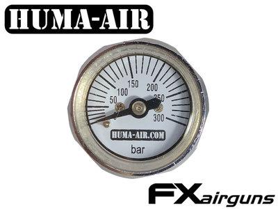 Huma-Air FX Wildcat en FX Streamline vervangende drukmeter