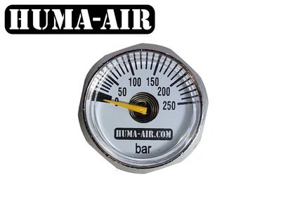 Huma-Air FX Wildcat en FX Streamline regulator tester