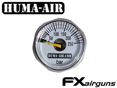 Huma-Air FX Impact vervangende drukmeter