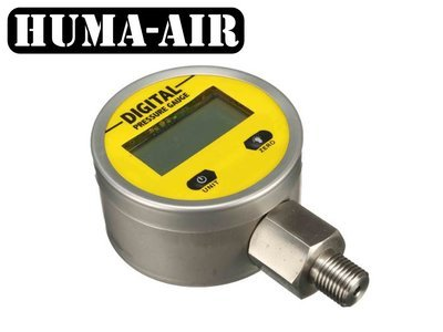 Huma-Air digitale drukmeter G1/4