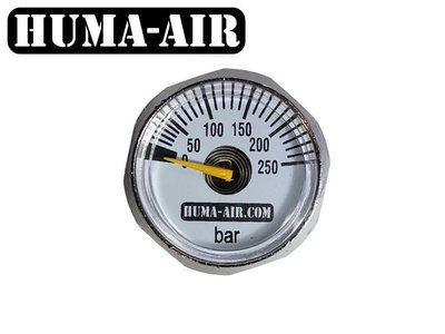 Huma-Air mini drukmeter 23mm (G1/8 BSP)