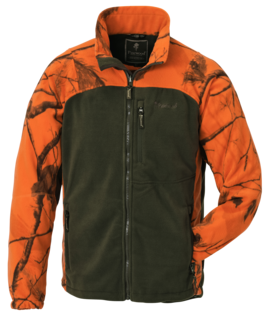 Fleece jas Pinewood - Oviken