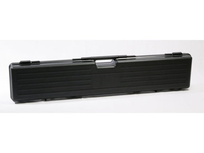Nuprol Kunstof geweerkoffer Zwart 121,5 x 23,5 x 10 cm