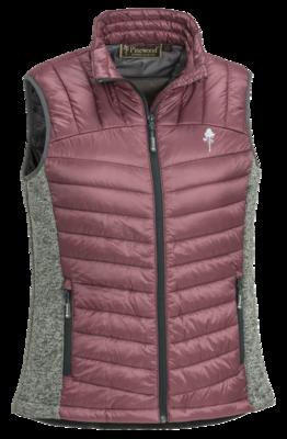 Vest Pinewood - Caribou gewatteerd dames