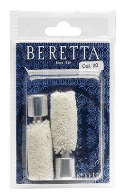 Beretta Snap Caps + Wool Mops kal. 20