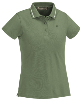 Dames Polo Shirt Pinewood - Outdoor