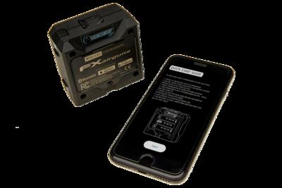 Snelheidsmeter FX Pocket Chrono