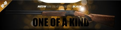 Beretta 686 Silver Pigeon I - 12 / 76 Black edition