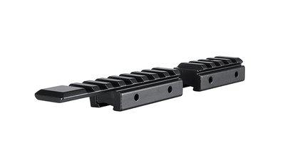 Hawke tweedelige adapter (van 11mm naar Weaver/Picatinny)