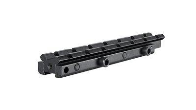 Hawke eendelige adapter verhoging (van 11mm naar Weaver/Picatinny)