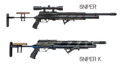 Evanix Sniper-K