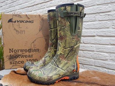 Viking Camo print laarzen