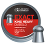 JSB Diabolo Exact King Heavy .25/6.35mm - klein