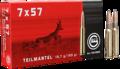 Geco classic 7x57 teilmantel 20 stuks 10,7 gram/ 165 grain
