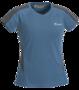 Dames T-Shirt Pinewood - Actief Blauw maat M